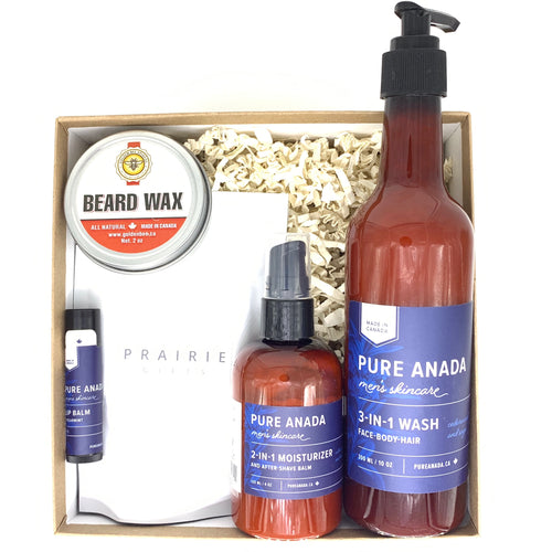 Beards Rule Box - Gifts From The Prairies