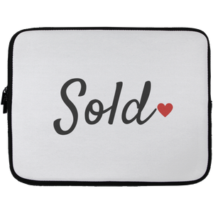 Sold Laptop Sleeve - 13 inch