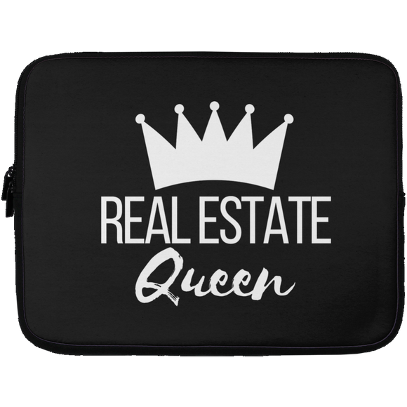 Real Estate Queen Laptop Sleeve - 13 inch