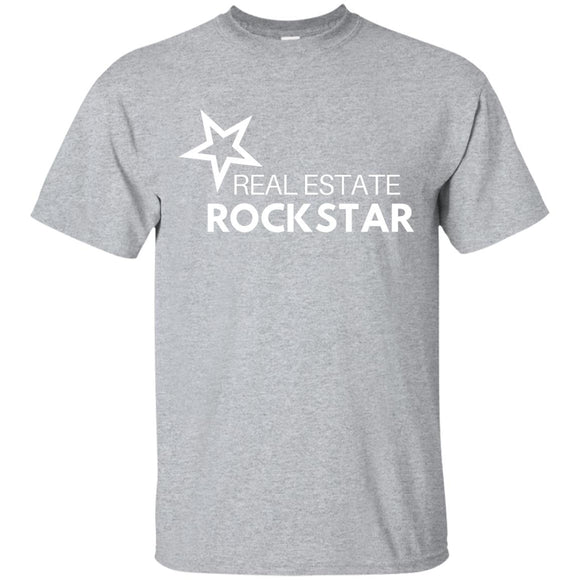 Real Estate Rockstar G200 Gildan Ultra Cotton T-Shirt
