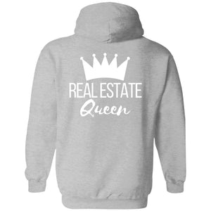 Real Estate Queen Pullover Sweatshirt