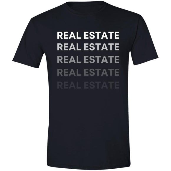 REAL ESTATE G640 Softstyle T-Shirt