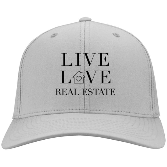LIVE LOVE REAL ESTATE Hat