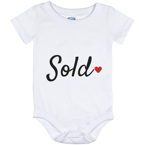 Sold Baby Onesie 12 Month