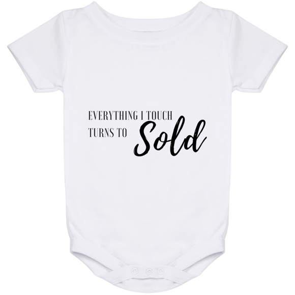 EVERYTHING I TOUCH TURNS TO SOLD Baby Onesie 24 Month