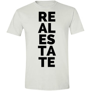 Real Estate Vertical G640 Softstyle T-Shirt