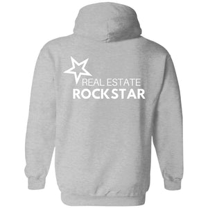 Real Estate Rockstar Pullover Sweatshirt