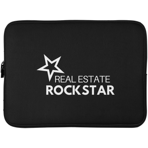 Real Estate Rockstar Laptop Sleeve - 15 Inch