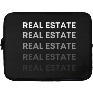 REAL ESTATE 72041 Laptop Sleeve - 13 inch