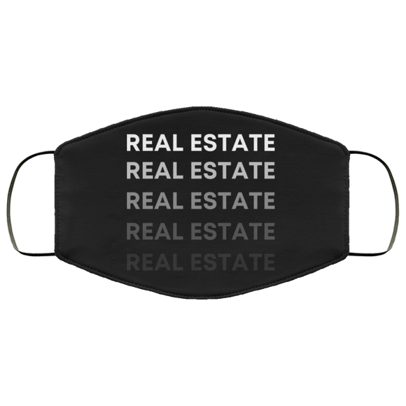 REAL ESTATE FMA Face Mask