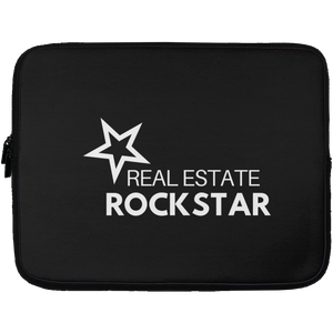Real Estate Rockstar Laptop Sleeve - 13 inch