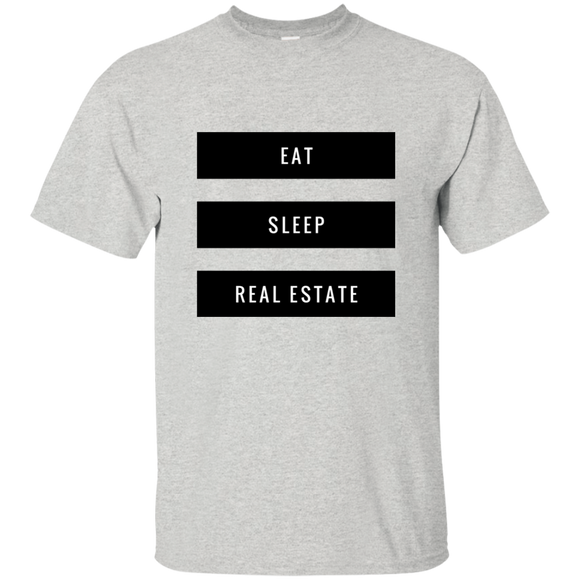 Eat Sleep Real Estate T-Shirt