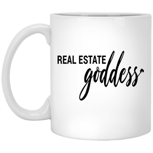goddess4 XP8434 11 oz. White Mug