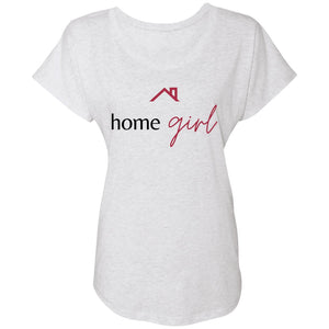 Home Girl NL6760 Ladies' Triblend Dolman Sleeve