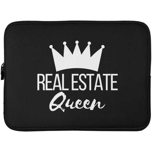 Real Estate Queen Laptop Sleeve - 15 Inch