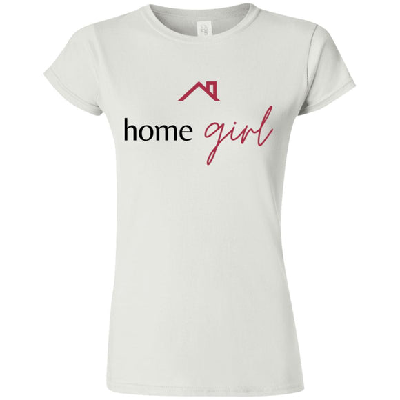Home Girl G640L Softstyle Ladies' T-Shirt