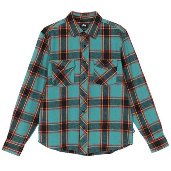 ACE PLAID LS SHIRT