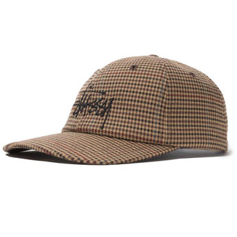 BIG LOGO CHECK LOW PRO CAP