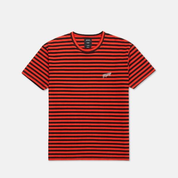 SOUND & FURY STRIPE TEE