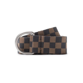 SABI CHECKER JACQUARD BELT