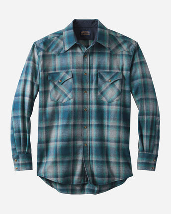 Fitted LS Canyon Shirt