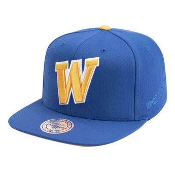 FIRST LETTER SNAPBACK WARRIORS