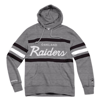 RAIDERS HEAD COACH HOODY