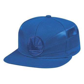 GSW SATIN SLASH SNAPBACK