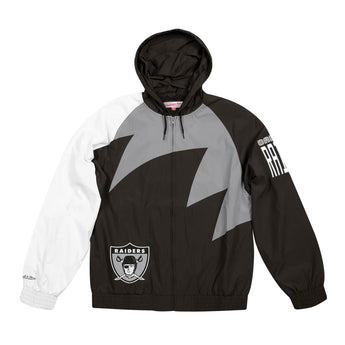 NFL SHARK TOOTH JACKET RAIDERS