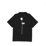ISOLATION T/C OPEN COLLAR SHIRT