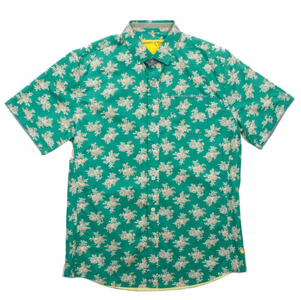 GREEN MESOMERICA SHIRT