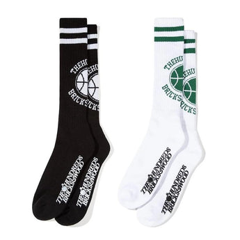 Wood Socks 2-Pk