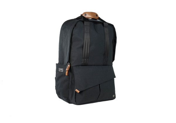 ROSSEAU GRAB BACKPACK Dark Grey