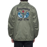 SAYANORA COACHES JACKET