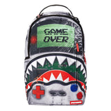 GAME OVER SHARK BACKPACK