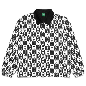 ALL OVER PRINT COACHES JACKET