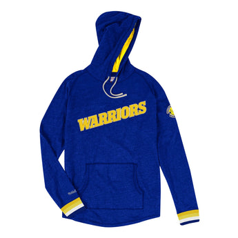 WARRIORS LIGHTWEIGHT HOODED LONGSLEEVE