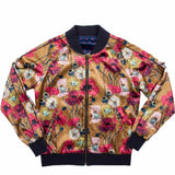 LIFTED GOLD REVERSIBLE BOMBER
