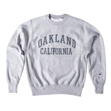 Champion X Oaklandish Reverse Weave Crew