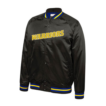 LIGHTWEIGHT SATIN JACKET WARRIORS