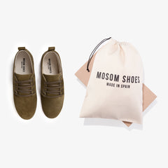 Military Serraje - MOSOM SHOES