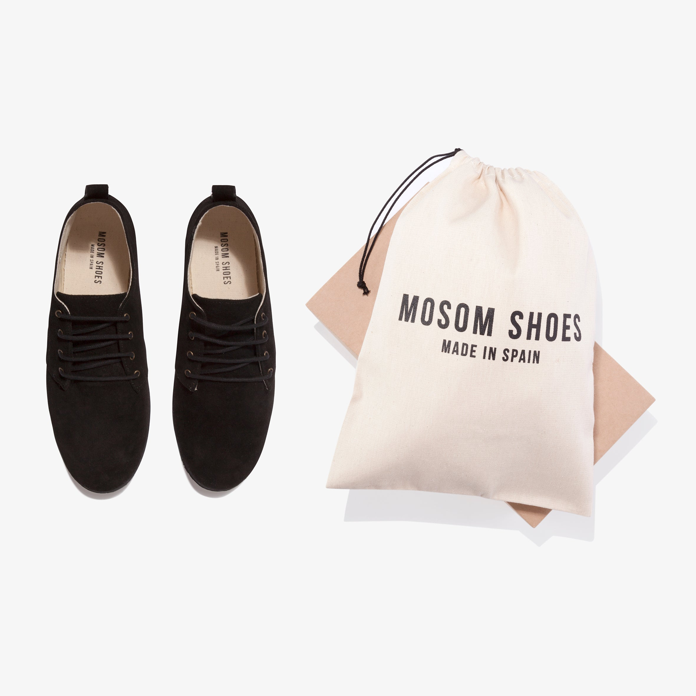 Black FW18/19 - MOSOM SHOES