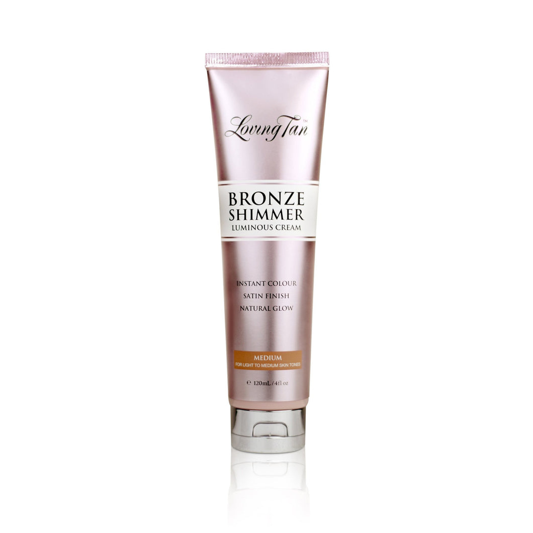 Bronze Shimmer Luminous Cream, Medium