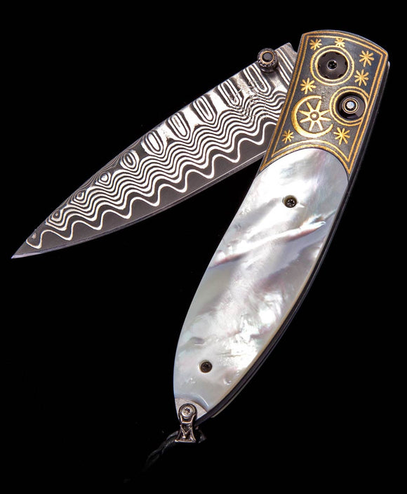Santa Fe Knives William Henry Monarch Jupiter