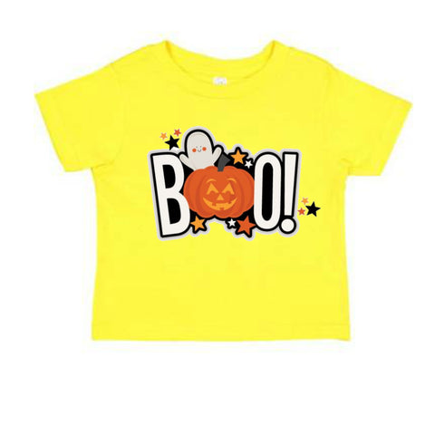 Boo! Toddler Tee