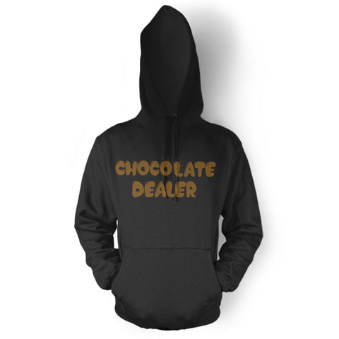 Chocolate Dealer Adult Unisex Hooded Sweatshirt