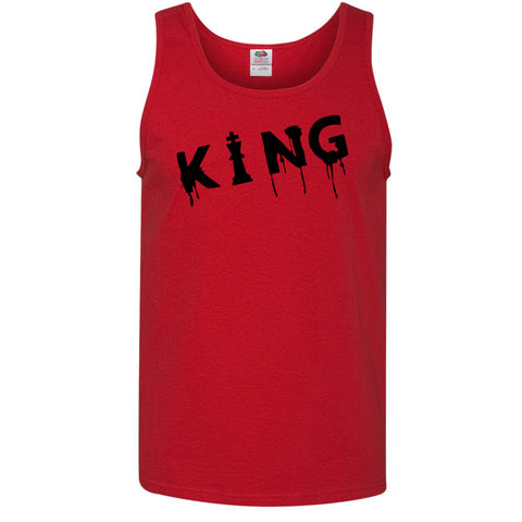 King Men/Unisex Tank - Random Tees & Things