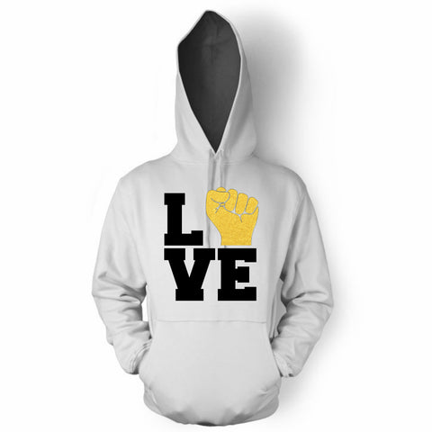 Equal Love Hooded Sweatshirt