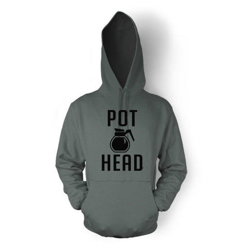 Pot Head Hooded Sweatshirt