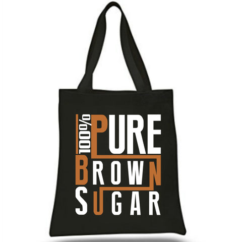 100% Pure Brown Sugar Handbag